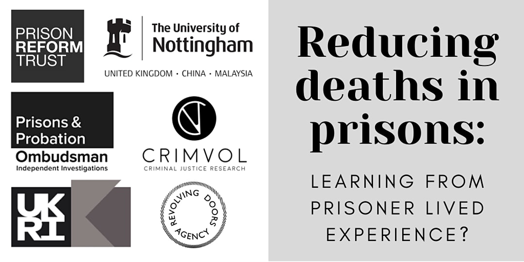 reducing deaths in prisons